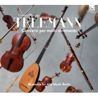 Concerti per multi strumenti