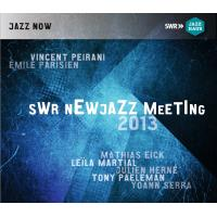 SWR NewJazz Meeting 2013