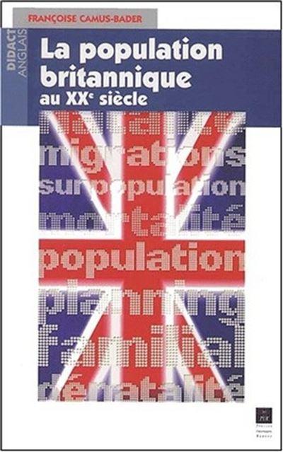 Population britannique au xxeme siecle