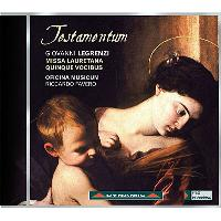 Testamentum: Missa Lauretana quinque vocibus