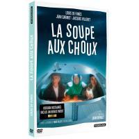 La Soupe aux choux  DVD
