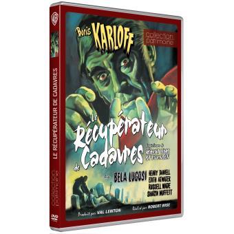 Le récupérateur de cadavres 1945 DVD