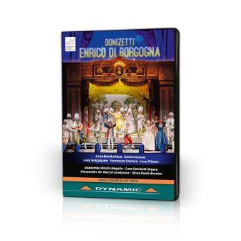 ENRICO DI BORGOGNA/DVD