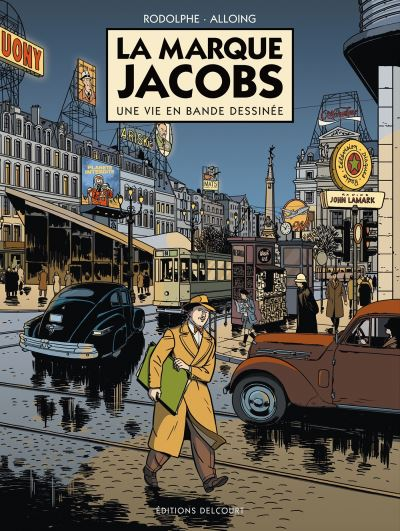 La marque Jacobs