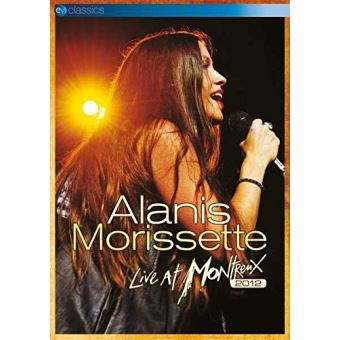 LIVE AT MONTREUX 2012/DVD
