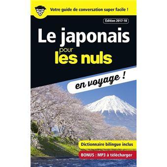 Pour les nulsLe japonais pour les nuls en voyage