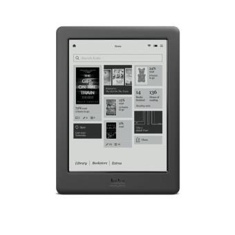 Kobo by Fnac e-Reader Touch 2.0 Black