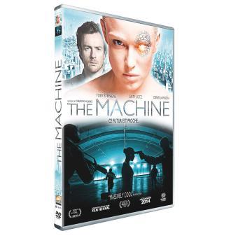 The Machine DVD