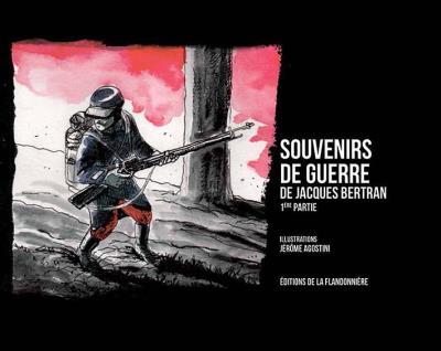 Souvenirs de guerre de Jacques Bertran