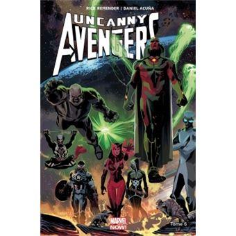 Uncanny AvengersUncanny Avengers