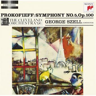 Prokofiev symphony no 5 leau