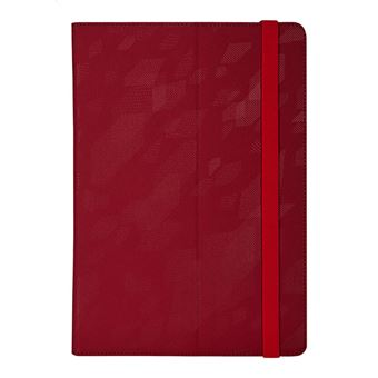 "Case Logic universele foliocover Surefit voor tablets 9-10"" rood"