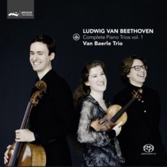 Complete Piano Trios Volume 1