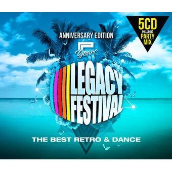 5 Years legacy festival