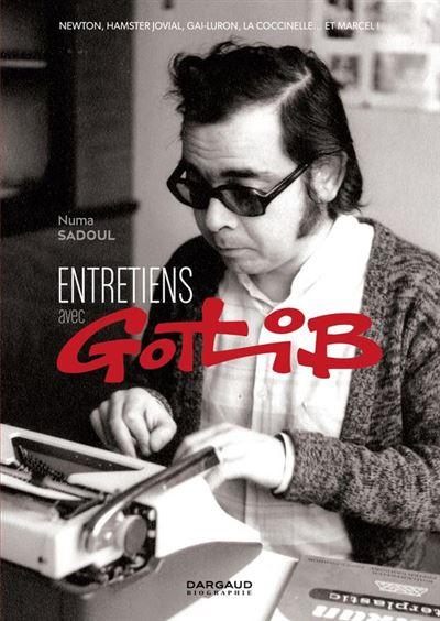 Entretiens avec Gotlib - 9782205080209 - 13,99 €