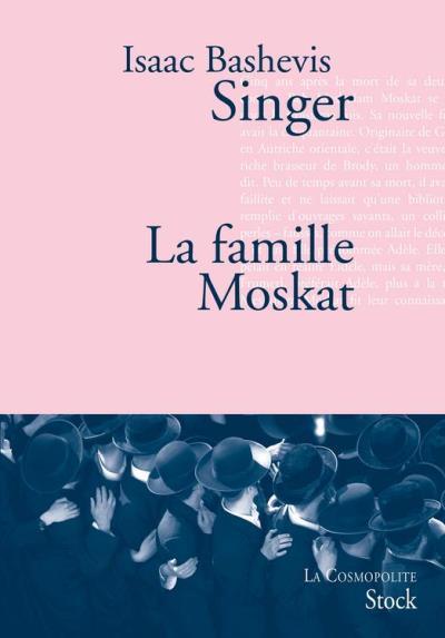 La famille Moskat - 9782234073524 - 13,99 €