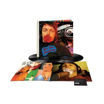 Red Rose Speedway Edition Deluxe