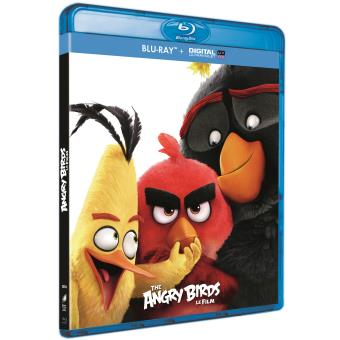 Angry BirdsAngry Birds Le film Blu-ray