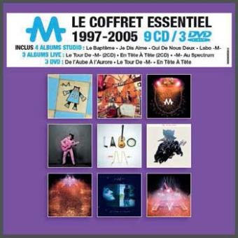 Le Coffret Essentiel 1997-2005 Inclus 3 DVD bonus