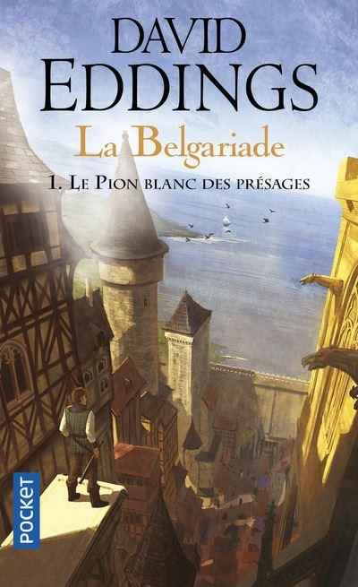 La Belgariade - tome 1 Le pion blanc des présages