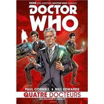 Doctor WhoDoctor Who - Quatre Docteurs