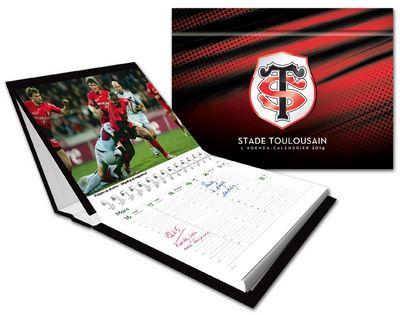 L'agenda-Calendrier Stade Toulousain 2014