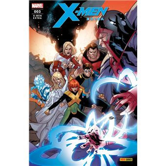 X-MenX-Men Extra (fresh start)