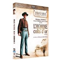 L'Homme aux colts d'or Blu-ray