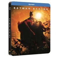 Batman Begins Steelbook 2020 Blu-ray