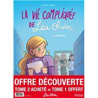 La Vie compliquée de Léa Olivier BD