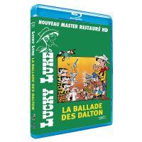 Lucky Luke La Ballade des Dalton Blu-ray
