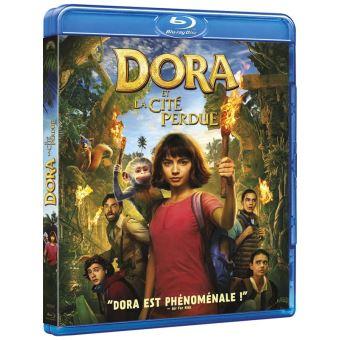 Dora l'exploratriceDora et la Cité perdue Blu-ray