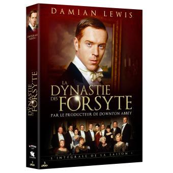 La Dynastie des ForsyteLa Dynastie des Forsyte L'intégrale de la Saison 1 DVD