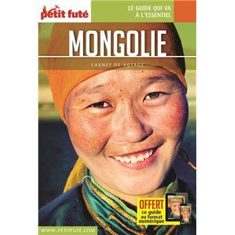 Carnet Petit Futé Mongolie