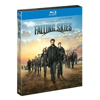 Falling SkiesFalling Skies - Coffret intégral de la Saison 2 - Blu-Ray