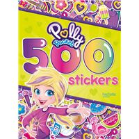 500 stickers