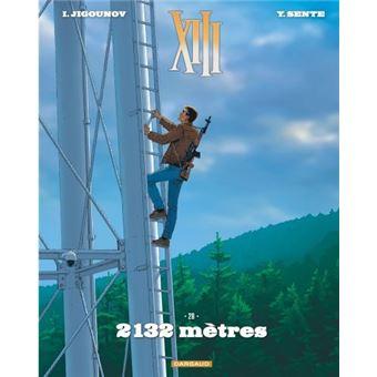 XIIIXIII - 2 132 mètres