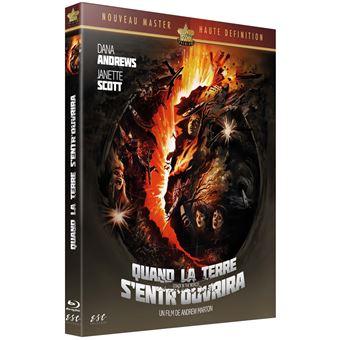Quand la terre s'entrouvrira Blu-ray