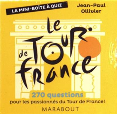 Mini boite tour de France