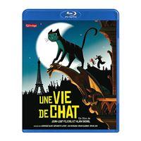 Une vie de chat Blu-ray