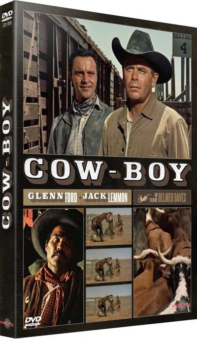Cow-boy DVD