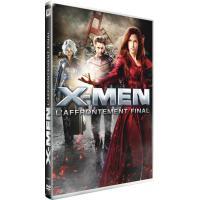X-Men 3 : L'Affrontement Final DVD
