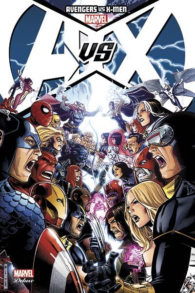 Avengers vs X-Men - tome 1