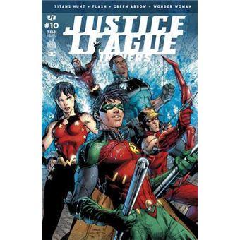 Justice leagueLa Guerre des Robin !