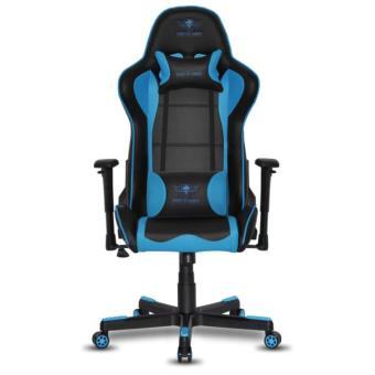 Fauteuil Spirit of Gamer Spitfire Gaming Noir et Bleu