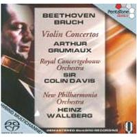 Concertos pour violon - Super Audio CD hybride