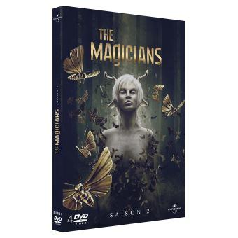 The magiciansThe Magicians Saison 2 DVD