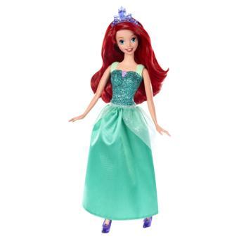 Poup e princesse ariel paillette disney princesses autre jeu de plein air achat prix fnac - Jeux de ariel et son prince ...