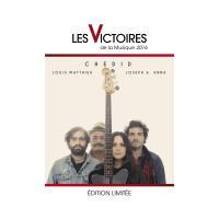 Louis, Matthieu, Joseph & Anna Chedid Edition Fourreau