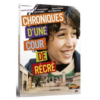 Chroniques d'une cour de récré DVD